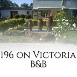 196 on Victoria B&B